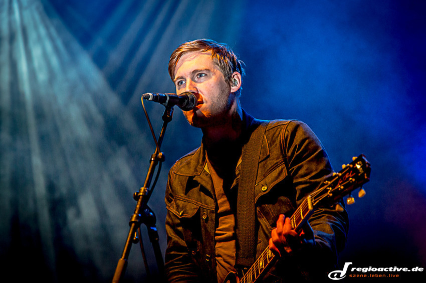 The Gaslight Anthem (live in Frankfurt, 2012)